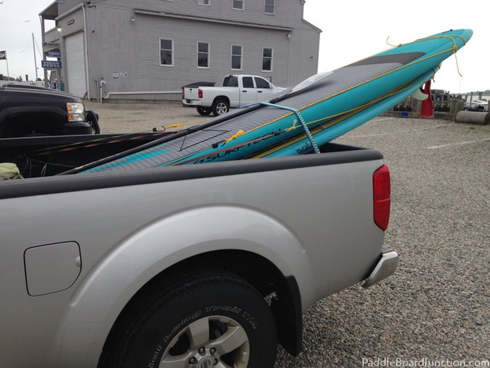 How To Tie Down A Paddle Board Paddle Board Junction