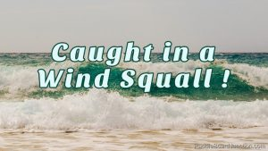 Caught in a Wind Squall While Paddle Boarding: Our Crazy Trip!