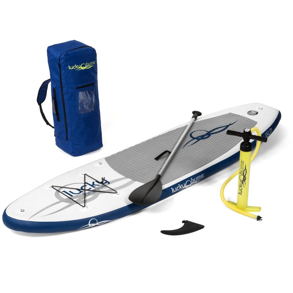 Inflatable Kid's iSUP: Luck Bum paddle board