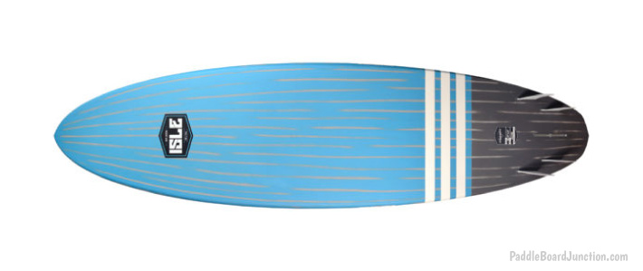 Surfing SUP board type - Isle Diamond | PaddleBoardJunction.com