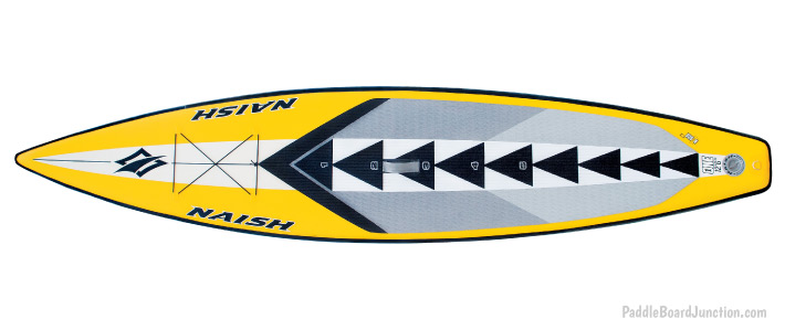 Racing / Touring SUP - Naish One | PaddleBoardJunction.com