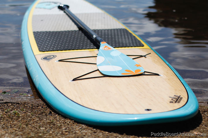 Types of Paddle Boards: Solid / Rigid Construction