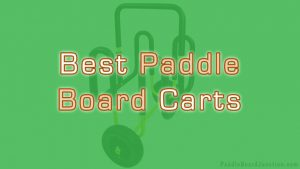 Best Paddle Board Carts