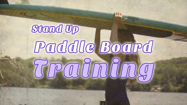 Stand Up Paddle Board Training | PaddleBoardJunction.com
