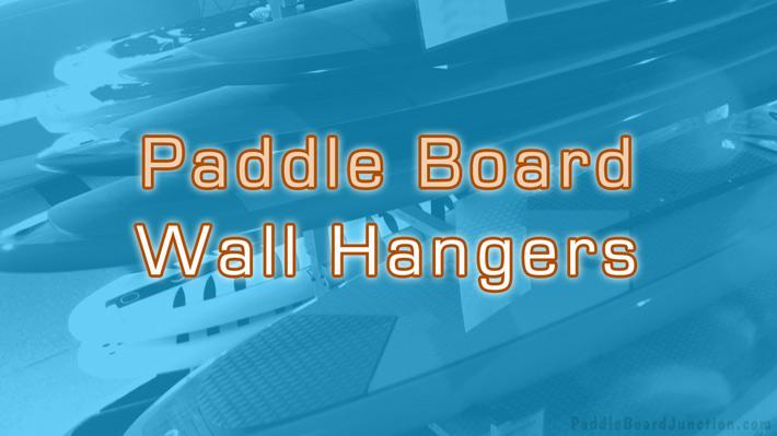 Paddle Board Wall Hangers